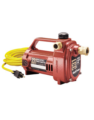 Model 331     1/2 hp Portable Transfer Pump ( Literature )