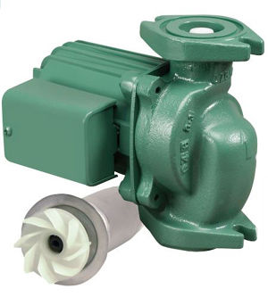 0010-F3 High Flow Circulator Pump (Less Flanges)