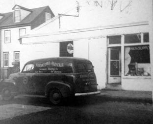 Tacawanna Street Pre-1959
