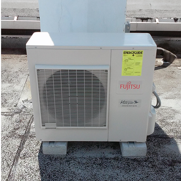 3 Ton Single Head Heat Pump