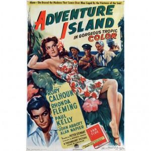adventure island!