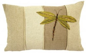 cute earthy pillow from tonic home