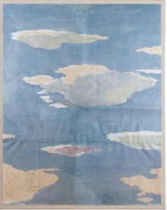 Paule Marrot clouds print from Natural Curiosities