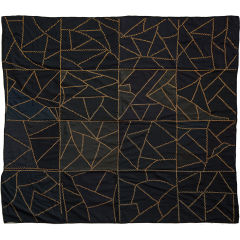 1stdibs, $1900, not all quilts need to be granny-ish