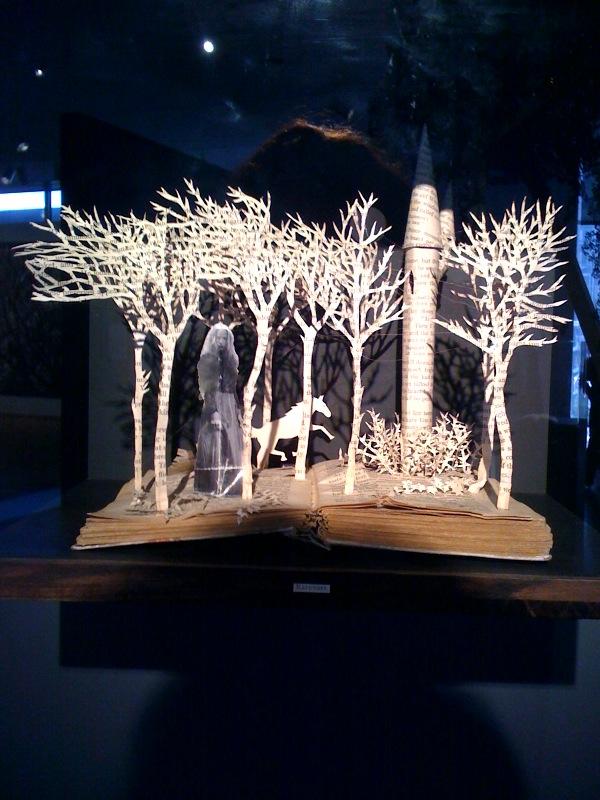 paper exhibit