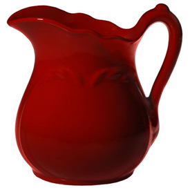 red jug