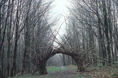 Woven Branch Arch, Langholm, Dumfriesshire 1986