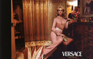 versace ad