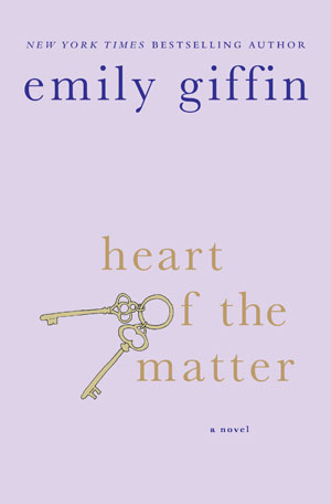 Copy of Heart of the Matter by Emily Giffin