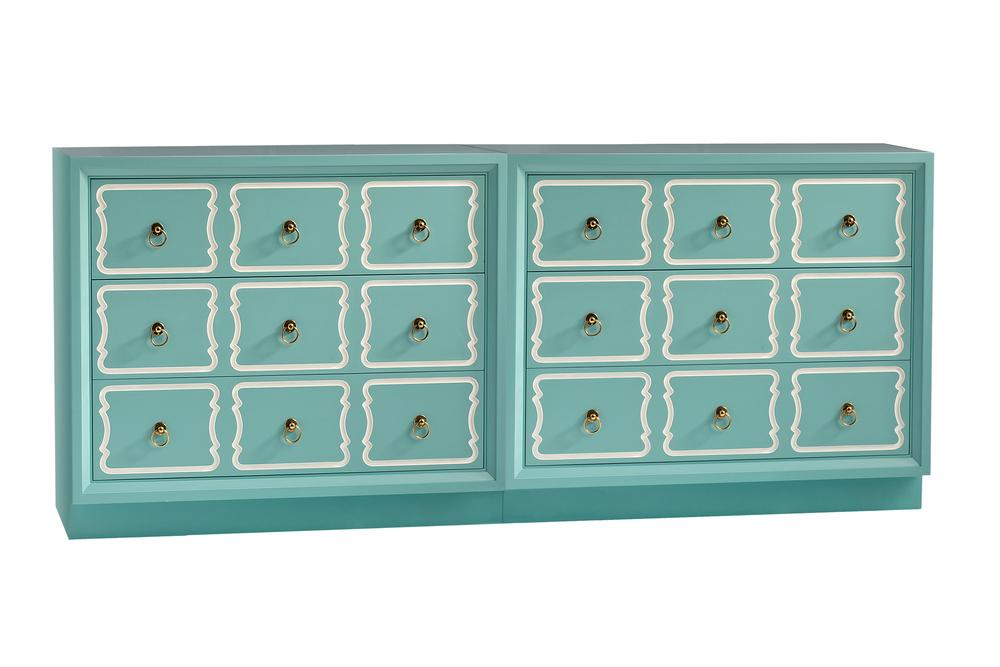 Kindel's iconic Espana Bunchin Double Dresser