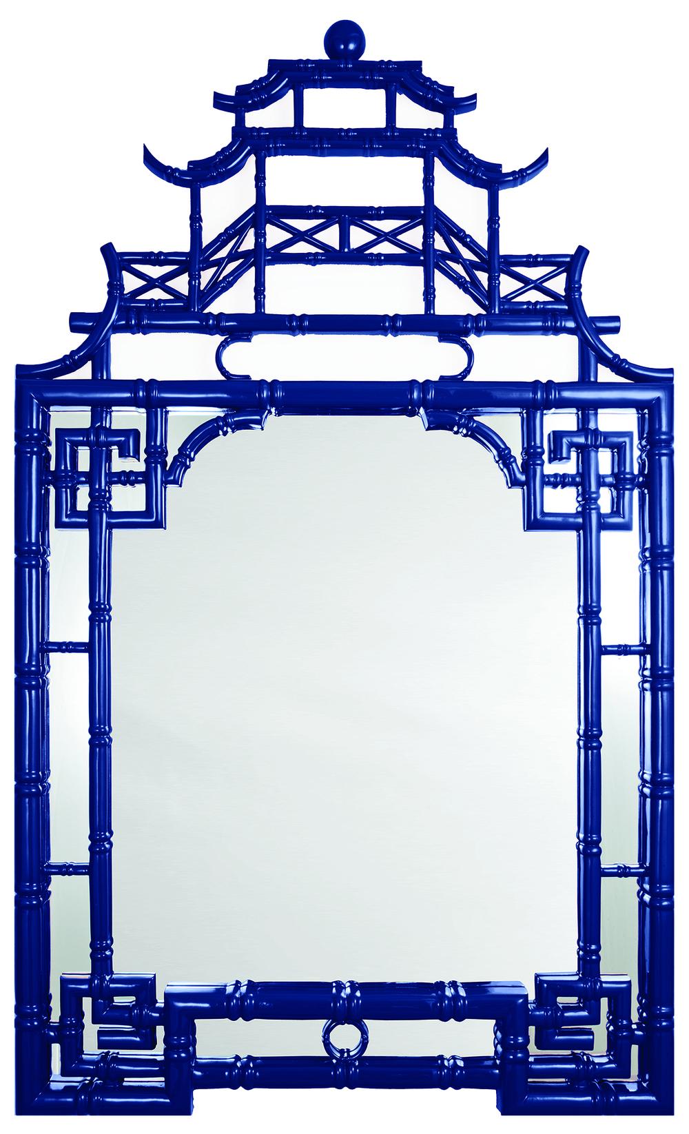Pagoda Mirror by Barclay Butera for Mirror Image