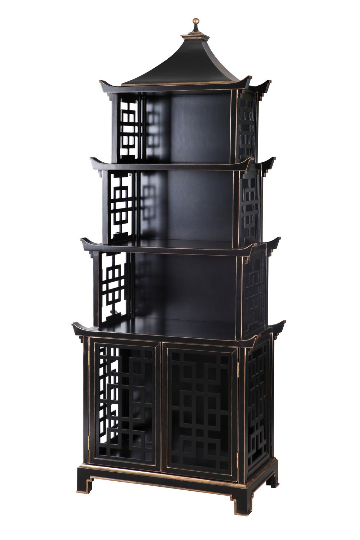 Pagodaétagèrefor Bungalow 5