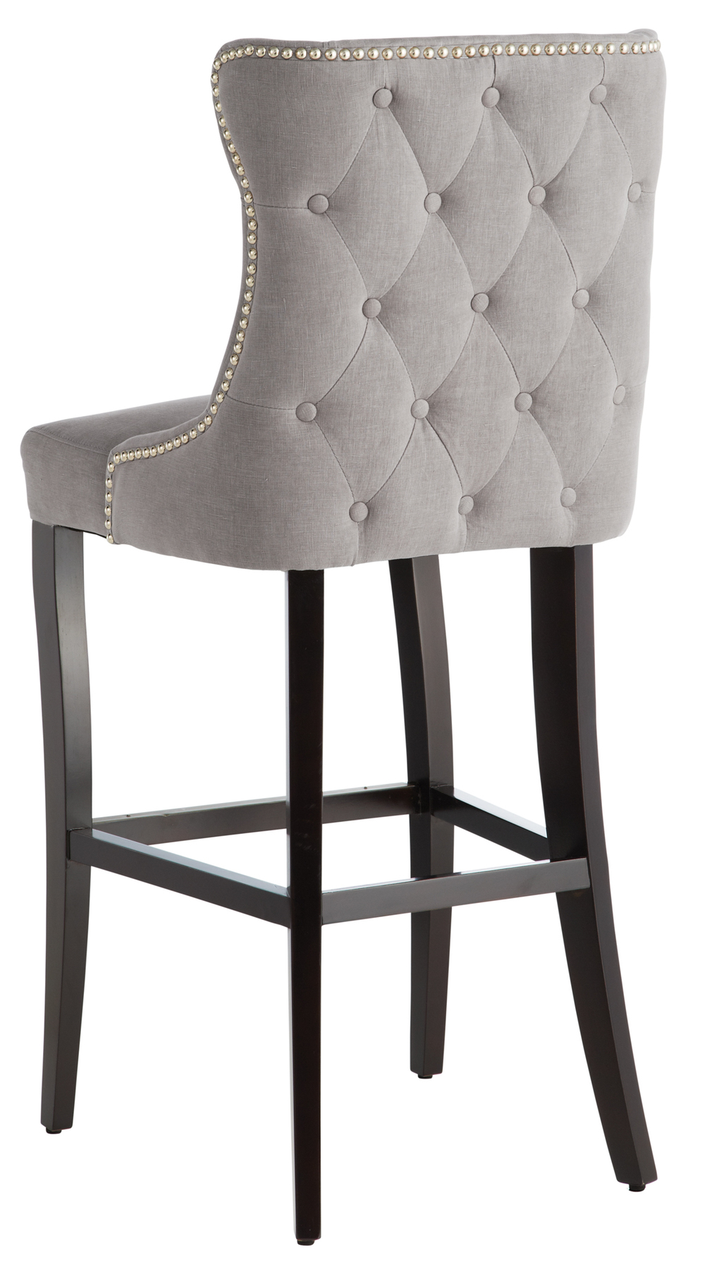 Barbuda Barstool in Gray from Sunpan.