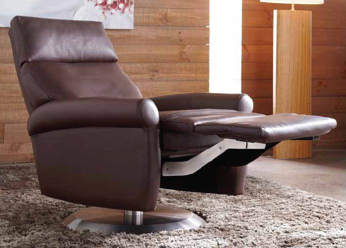 """American Leather's iconic """"Comfort Recliner"""""""
