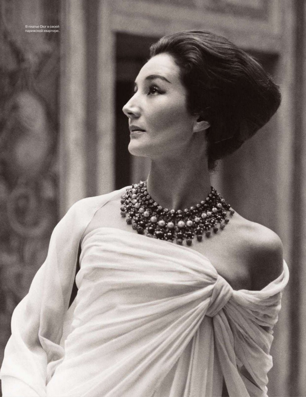 A Reflection of Classical Elegance, Jacqueline de Ribes