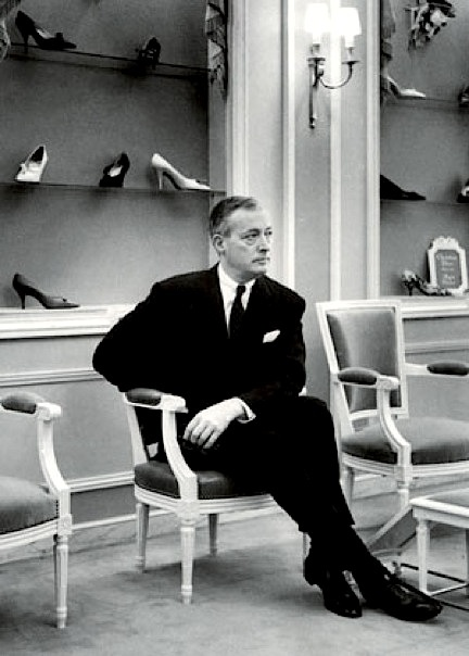 Roger Vivier the genius of French Shoe Design