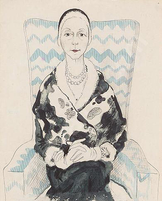 Elsie de Wolfe by Cecil Beaton