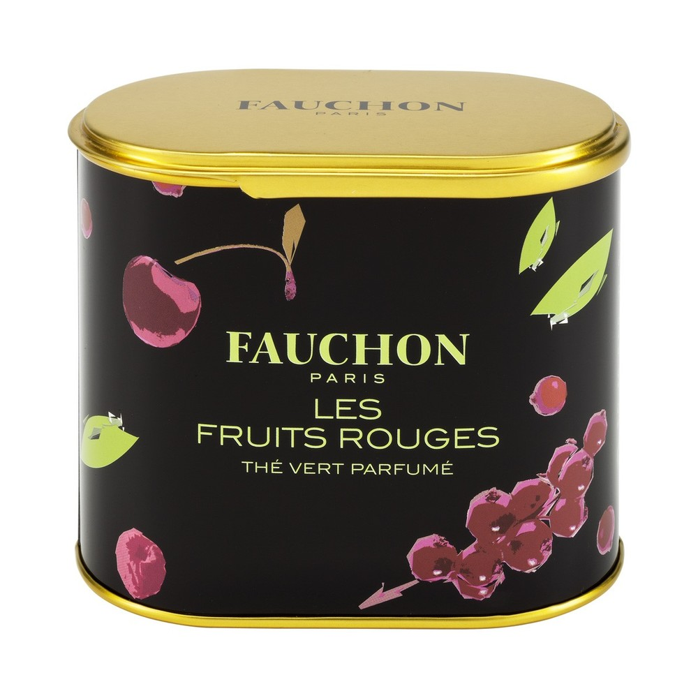 Fauchon's Fruit Infusions are a Rare Treat not to be missed.