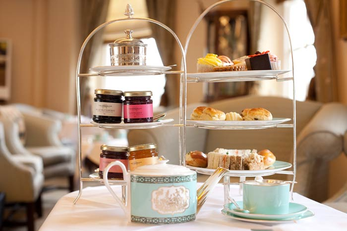 Afternoon Tea at Fortnum & Mason is an Art Form!