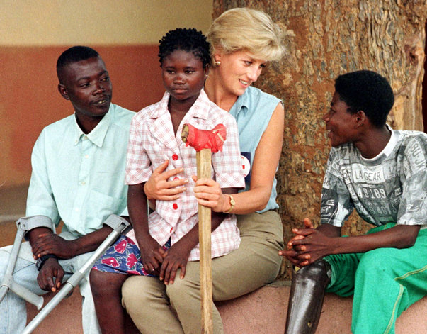 Princess Diana understood the importance of Kindness!