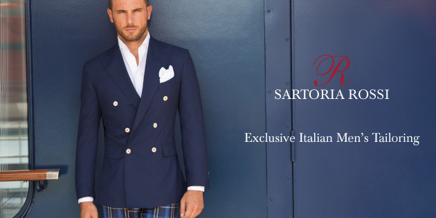 Sartori Rossi, the celebrated Bespoke Menswear Company has invited us to visit their master tailors in their Chiani workroom. We'll learn about the process of measuring, cutting, and assembling their exception Italian suits and formal wear.