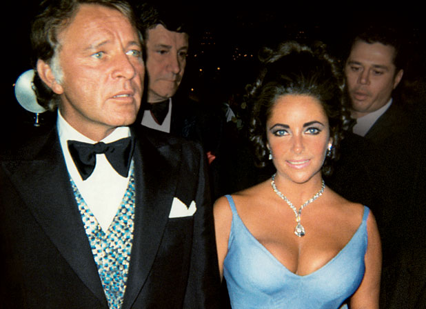 Liz and Dick, aka, Elizabeth Taylor and Richard Burton. Their love was tempestuous but lasted a lifetime.