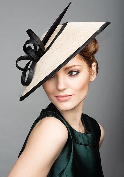 Rachel Trevor Morgan. Discover her world of hats at  www.RachelTrevorMorgan.com