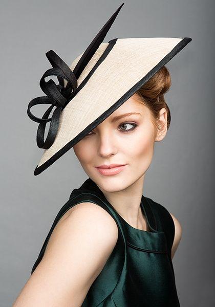 Rachel Trevor Morgan. Discover her world of hats at  www.RachelTrevorMorgan.com