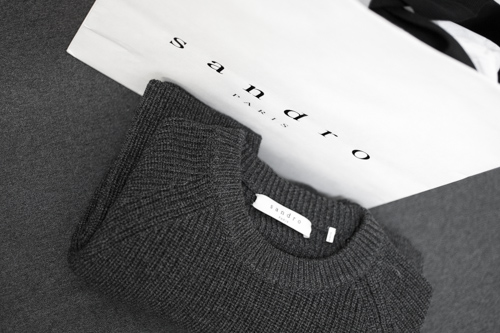 I am not even gonna start talking about the items I got.... But I WILL say, there is a new (ALL) Men's store on Spring street in SoHo.  Please do yourself a favor.   SANDRO-PARIS