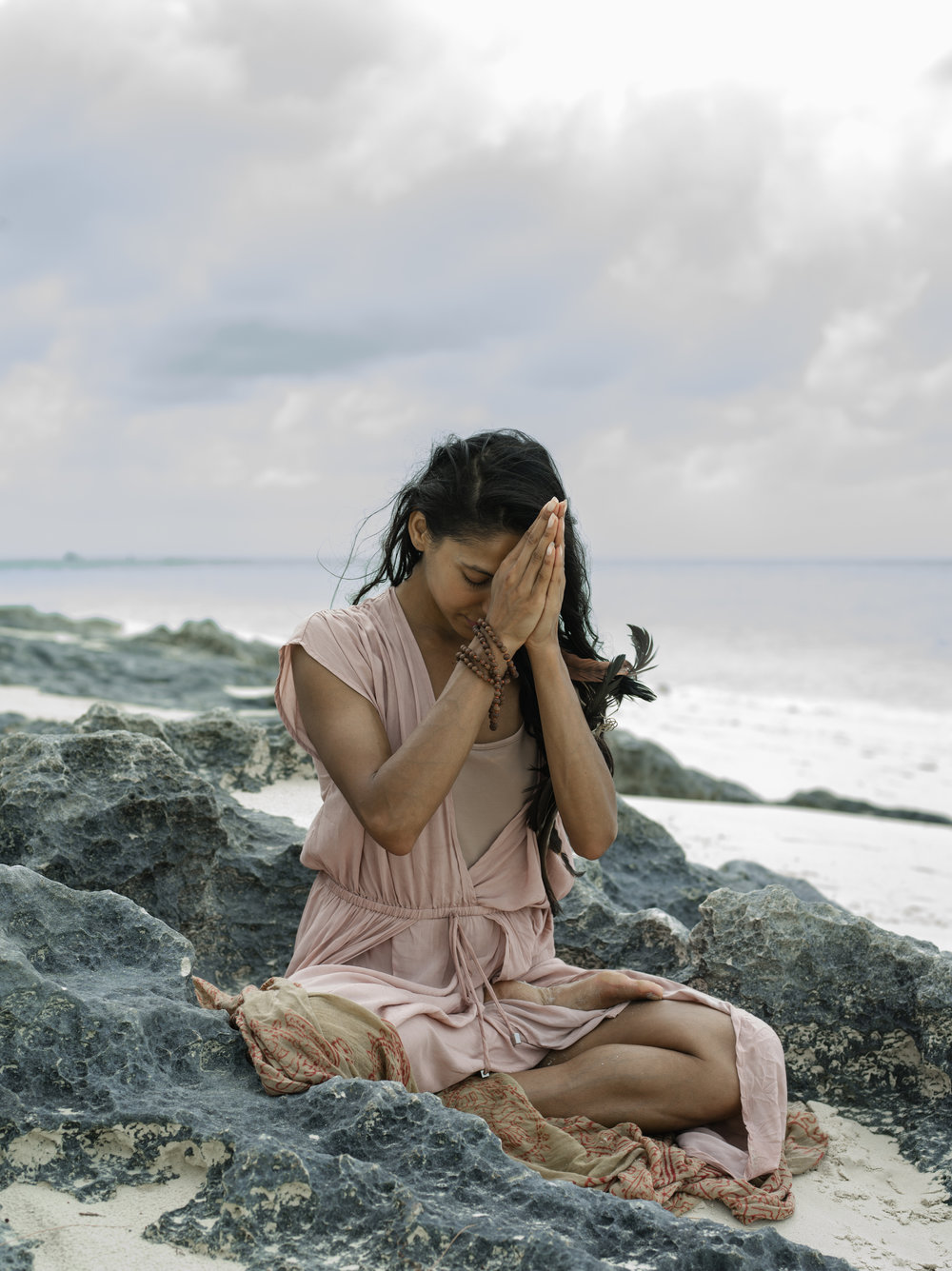 Saraswati on Paradise Island