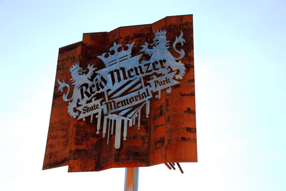 Reid Menzer Memorial Skate Park