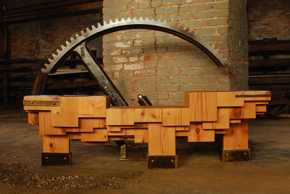 Gear Bench
