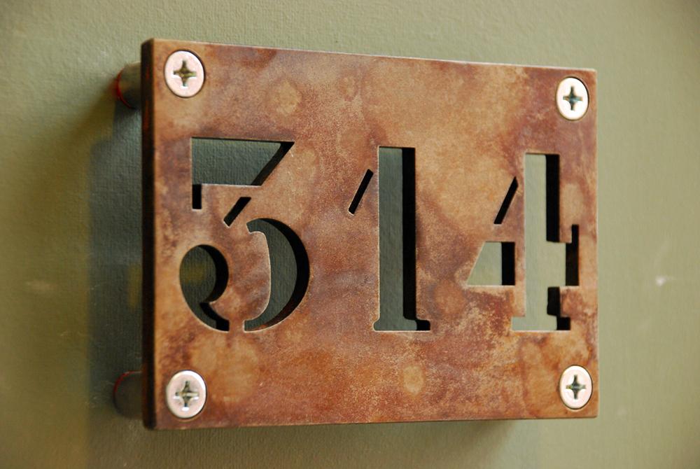 Loft Apartment Numbers