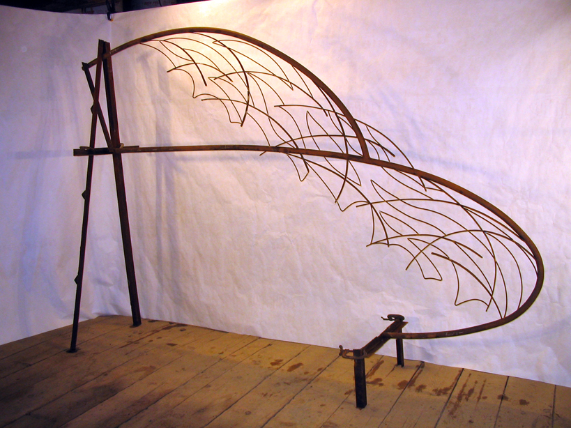 Railing as Sculpture