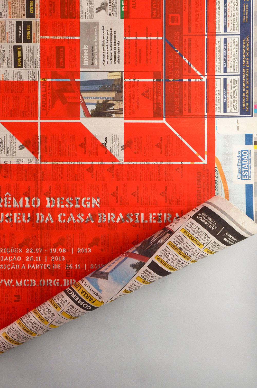 cartaz selecionado 27º prêmio design mcb