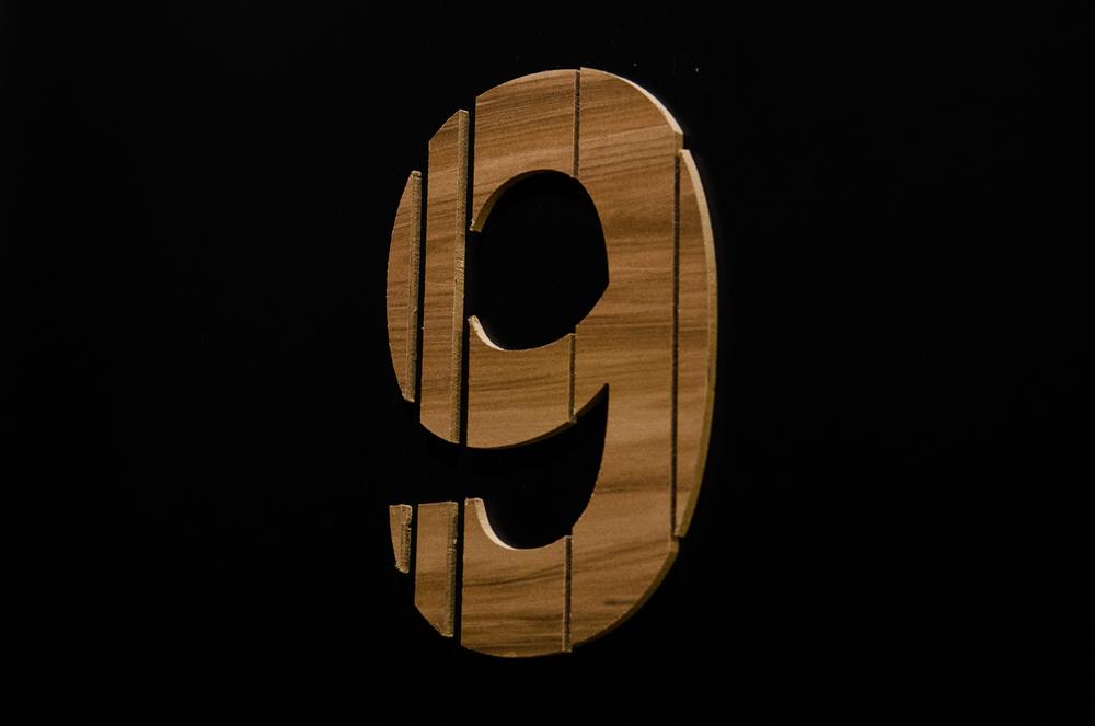 numeração de salas