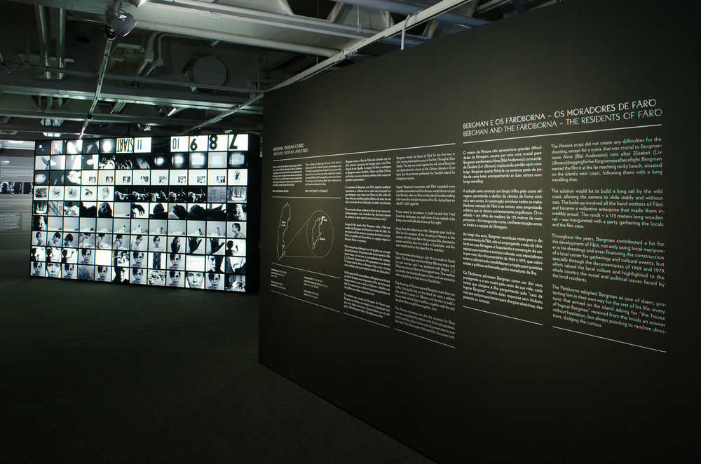 projeto de sinalização | expografia