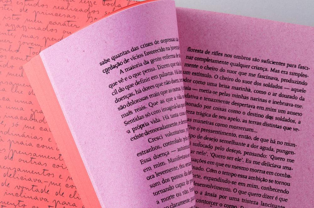 ALEGORIA DA MONOGRAFIA | MIOLO (DETALHE)