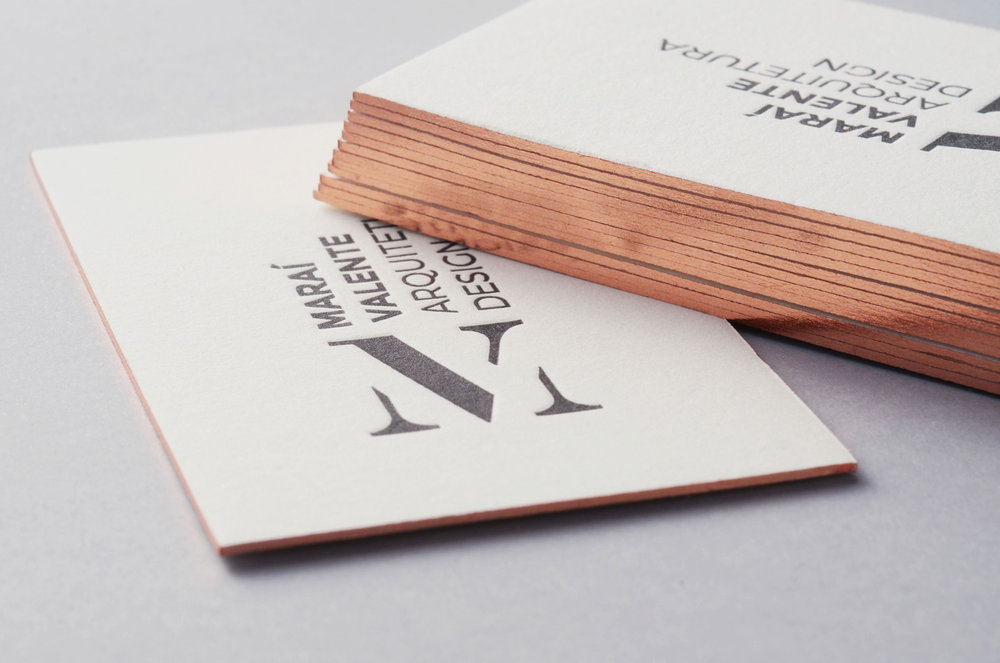 cartão de visita | detalhe