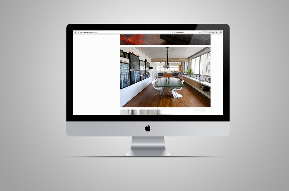 website | projeto