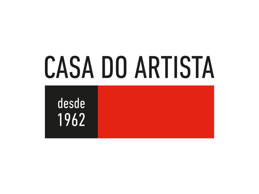 CASA DO ARTISTA | LOGO HORIZONTAL
