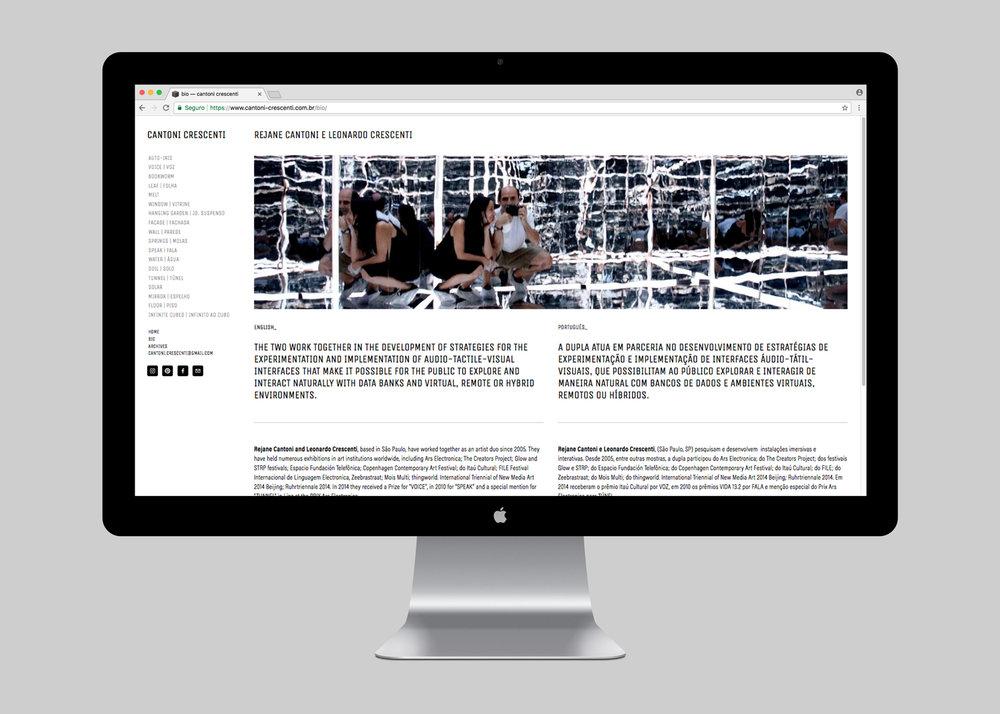 WEBSITE | BIO