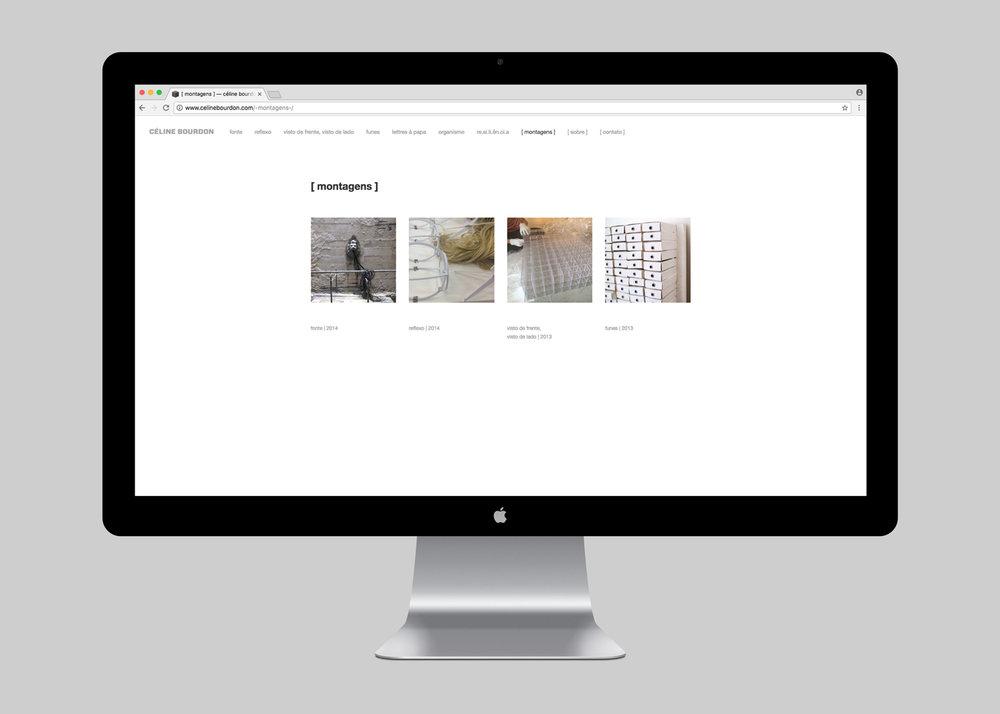 WEBSITE | MONTAGEM