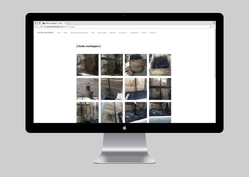 WEBSITE | MONTAGEM FONTE