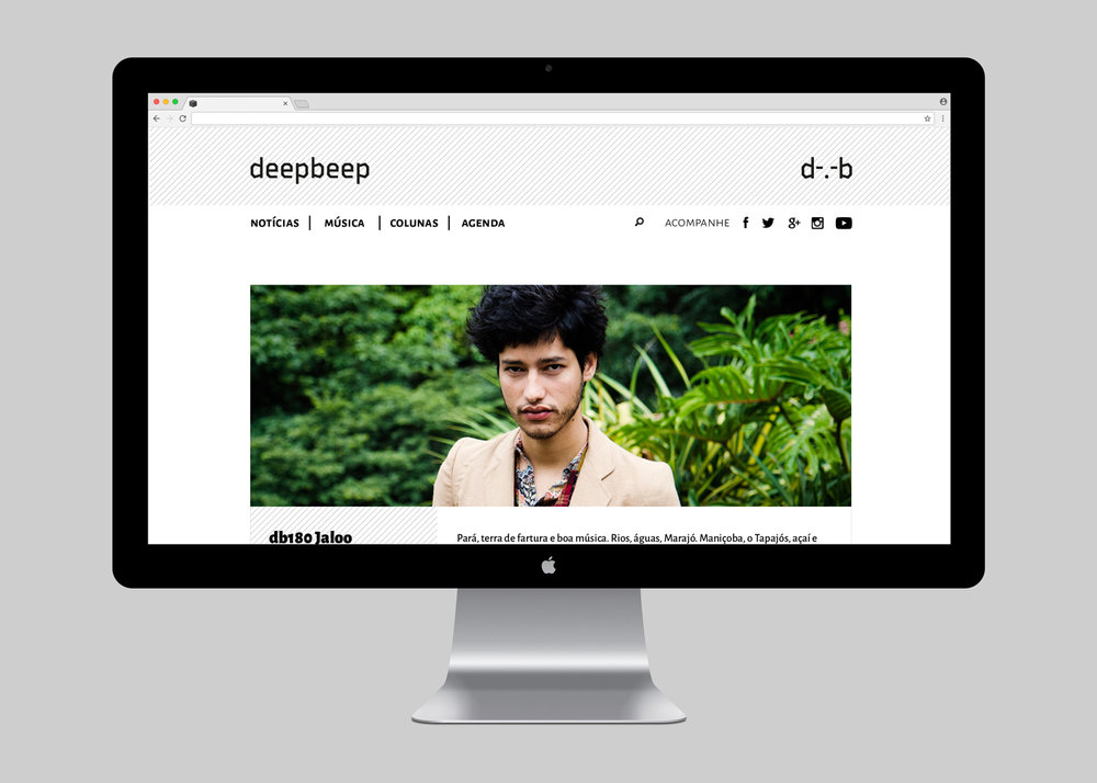 DEEPBEEP | HOME