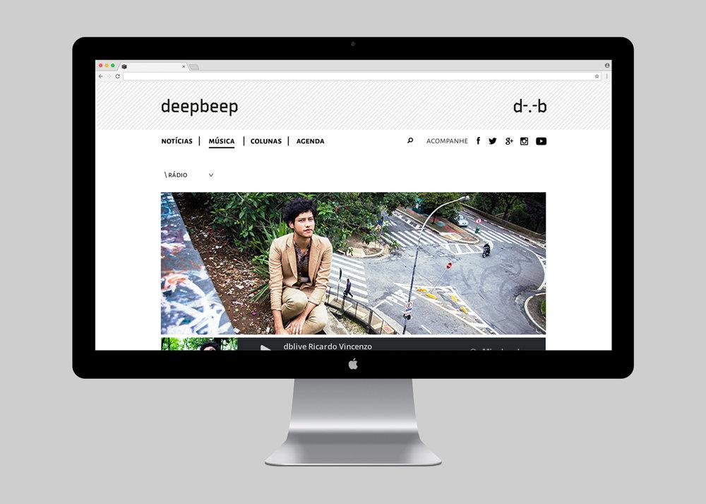 DEEPBEEP | MÚSICA