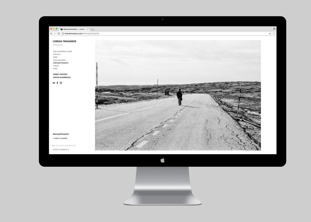WEBSITE | LEBENSPHILOSOPHIE