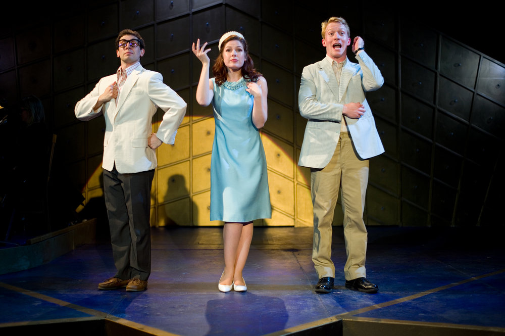 Merrily We Roll Along - Astoria Performing Arts Center