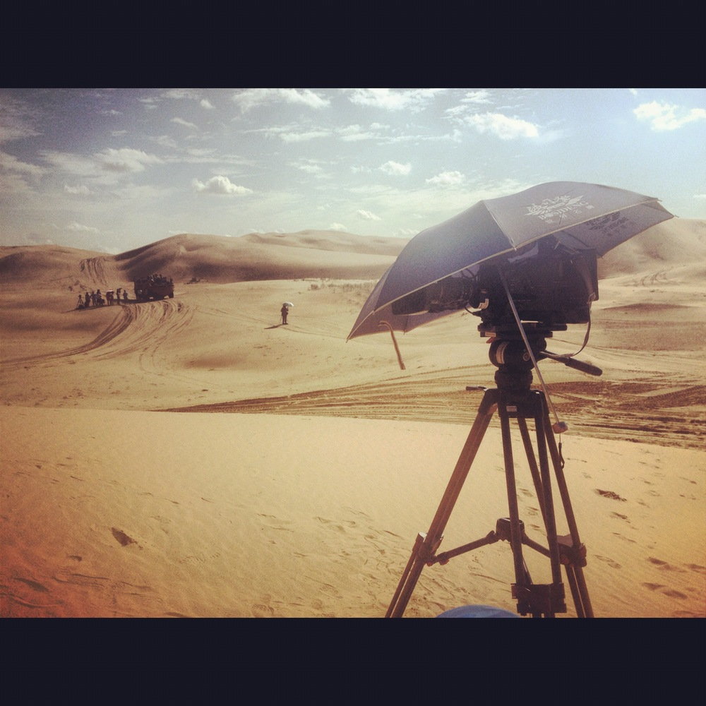 Gobi Desert - Richard Cornelius - Director of Photography