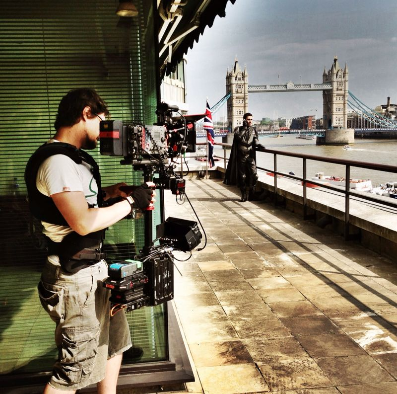 Feature film - Richard Cornelius - Steadicam Operator